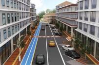 AY YıLDıZ - Aliağa Belediyesinden İstiklal Caddesi'ne Yeni Yüz