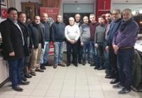 Almanya Ve Çaycumalılar Derneği Açıldı