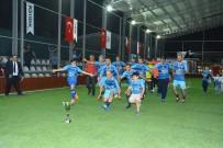 OLİMPİYAT ŞAMPİYONU - AOSB Futbol Turnuvası'nda Kupa Sahibini Buldu