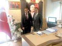 TERMAL TURİZM - Arif Karadağ, İl Kültür Ve Turizm Müdürlüğü'ndeydi