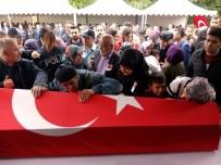 RESMİ TÖREN - Arkadaşının Silahından Çıkan Kurşunla Şehit Olan Bekçi İçin Tören Düzenlendi