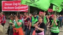 İKINCI DÜNYA SAVAŞı - Avusturya'da Aşırı Sağ Karşıtı Gösteri