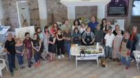 YAĞLıBOYA - Ayvalık'ta 4'Üncü Sanat Çalıştayı
