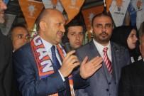 BÜYÜK BIRLIK PARTISI - Başbakan Yardımcısı Işık, Seçim Bürosundaki Kalabalığı Mitinge Benzetti