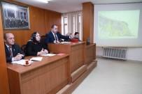 Başkan Aktepe'nin İlk Meclis Toplantısı