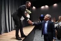 KONYAALTI BELEDİYESİ - Başkan Böcek'ten KAÇUV'a Destek