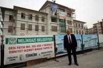 REFERANS - Başkan Büyükkılıç Emniyet Binası İnşaatında İncelemelerde Bulundu.