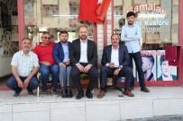 CEMAL GÜRSEL - Başkan Duruay Esnaf Ziyaretlerine Devam Ediyor