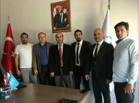 SALİH DURSUN - Başkan Gülbey, Müdür Dursun'u Ziyaret Etti