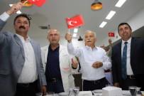 ÇIĞLI BELEDIYESI - Başkan Karabağ, Amatör Kulüp Yöneticileriyle Buluştu