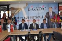YAMAÇ PARAŞÜTÜ - Bigadiç 4. Et Ve Süt Festivali Başlıyor