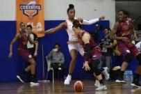 DIAMOND - Bilyoner.Com Kadınlar Basketbol Ligi Açıklaması Çukurova Basketbol Açıklaması 64 - Yakın Doğu Üniversitesi Açıklaması 76