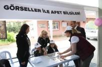 EĞİTİM PROJESİ - Bolu'da, Öğrencilere Afet Eğitimi