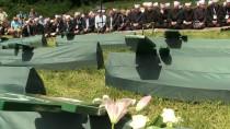 BOŞNAK - Bosna Savaşı'nda 26 Yıl Önce Yakılan 8 Kurban Toprağa Verildi