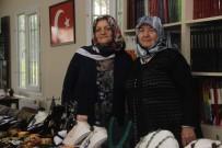 YEŞILTEPE - Bu Kadınlar Hem Öğreniyor Hem De Para Kazanıyorlar
