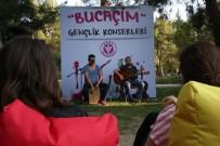POP MÜZIK - Buca'da Çim Konserleri Devam Ediyor