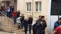 UYUŞTURUCU OPERASYONU - Bursa'da 15 Zehir Taciri Adliyeye Sevk Edildi
