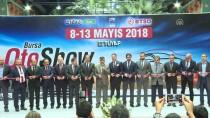 MARMARA BÖLGESI - 'Bursa Otoshow 2018' Kapılarını Açtı