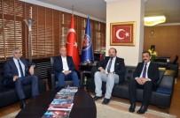 AHMET DEMIRCI - Çalışma Ekonomisi Kongresi Zonguldak'ta Yapılacak