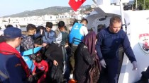 KUZEY EGE - Çanakkale'de 38 Yabancı Uyruklu Yakalandı