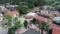 GELIBOLU YARıMADASı - Çanakkale Kahramanlarının Kullandığı Hamam Turizme Kazandırılacak