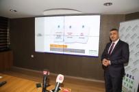DAVUT GÜL - ÇEDAŞ Genel Müdürü Akboğa Projeleri Ve Hedefleri Anlattı