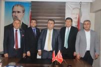 NECATI YıLMAZ - CHP'li Milletvekilleri Hakkari'de