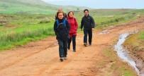 CENGIZ ŞAHIN - Doğa Yürüyüşüyle Bitlis'in Doğal Güzelliklerine Dikkat Çektiler