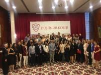 DİYARBAKIR BAROSU - Düşünür Koleji Diyarbakır Kampüsü'nün Tanıtım Toplantısını Yaptı