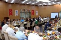 ALİ ÇETİNKAYA - Engelsiz Hizmet Komisyonu Toplantısı Yapıldı