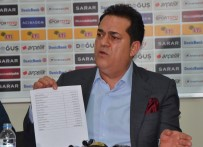 HALIL ÜNAL - Eskişehirspor'da Kongre Kararı