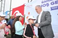 SIMURG - Eyüpsultanlı Çocuklar Bahara 'Merhaba' Dedi