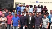 ANADOLU GENÇLIK DERNEĞI - Fransa'daki 'Kur'an-I Kerim' Tartışmasına Tepki