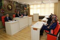 SAĞLIK KOMİSYONU - Gümüşhane İl Genel Meclisi'nin Mayıs Ayı Toplantıları Sona Erdi