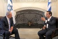 ÜÇLÜ ZİRVE - Güney Kıbrıs, Yunanistan Ve İsrail Üçlü Zirvesi Başladı