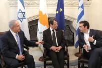 LEFKOŞA - Güney Kıbrıs, Yunanistan Ve İsrail Zirvesi Başladı