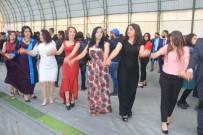 HAVA MUHALEFETİ - Hakkari Üniversitesinde Halaylı Mezuniyet Töreni