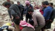 HAVA SALDIRISI - İdlib'e Hava Saldırısı Açıklaması 3 Ölü