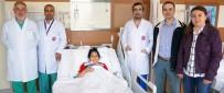 ÇANAKKALE ONSEKIZ MART ÜNIVERSITESI - İkinci Kez Böbrek Nakli Yapılan Hasta Sağlığına Kavuştu