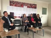 DUMLU - İYİ Parti İl Başkanı İbrahim Dumlu Ve Aday Adayı Canan Uçar Kadın Seçmenlerle Bir Araya Geldi