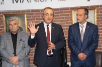 GÖKHAN KARAÇOBAN - İYİ Partili Karaçoban Sevgisi Salona Sığmadı