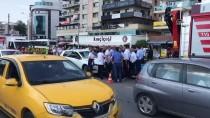 ALİHAN - İzmir'de Otomobilin Çarptığı Eski Rektör Öldü
