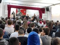 İZMIR DEVLET SENFONI ORKESTRASı - İzmir Devlet Senfoni Orkestrasından Öğrencilere Eğitim Konseri
