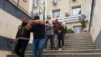 OTO HIRSIZLIK - Kamyoncuların Kabusu Çeteye Nefes Kesen Baskın Kamerada