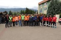 AFET BİLİNCİ - KBÜ'de Acil Durum Ve Tahliye Tatbikatı Gerçekleştirildi
