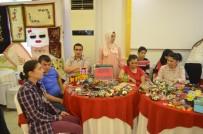 KAZANCı - Kırıkhan Halk Eğitim Merkezi Yılsonu Sergisi Açıldı