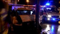 TİCARİ TAKSİ - Kocaeli'de Trafik Kazası Açıklaması 5 Yaralı