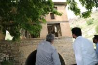 Lice Ulucami'de Restorasyon Başladı