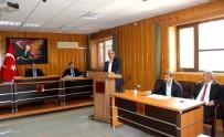 MEHMET ACAR - Meclis Üyeleri İlaçlamalarla İlgili Bilgilendirildi