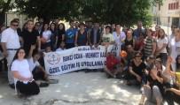 Milas'ta CHP'li Gençlerden 'Farkındalığa Yolculuk' Projesi